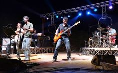 Bluealma in concerto al MEI 2014 - Plindo