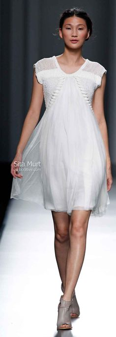 Sita Murt Spring 2014 #MBFW Madrid
