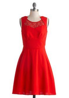 Keep Currant Dress, #ModCloth