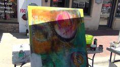 Live Paint Jodi OhlMay2014