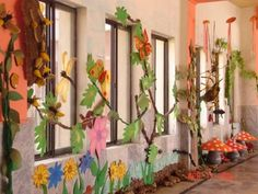 Garden Display, classroom display, class display, garden, minibeasts, mushroom, plants, growing, bugs, grow,Early Years (EYFS), KS1  KS2 Primary Resources