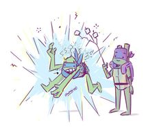 I really like this new TMNT show Have some RotTMNT doodles because I'm still trying to get these guys right Tmnt Turtles, Teenage Mutant Ninja Turtles, Tmnt Leo, Leonardo Tmnt, Mikey, Tmnt 2012, Fan Art, Wattpad, Manga Anime