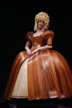 World of Wearable Art Awards New Zealand 2010 - Supreme Winner (artist from Alaska)