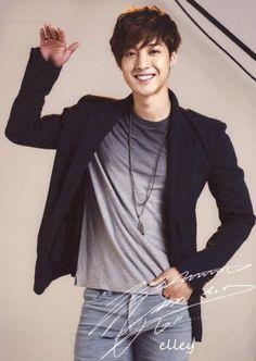 Kim Hyun Joong 김현중 ♡ signature ♡ autograph ♡ Kpop ♡ Kdrama ♡