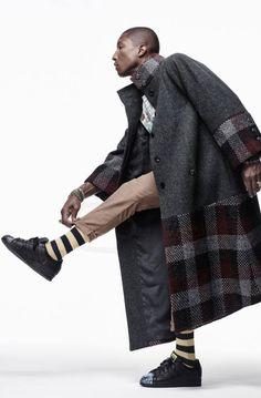 Pharrell Williams Harper's Bazaar Man September issue 2015