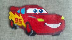 Cars Pixar hama beads by Simone90