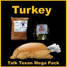 Talk Texan Turkey Mega Pack