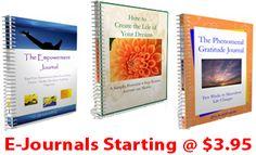 e-journals self-esteem & confidence