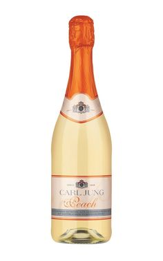 A peach-flavoured de-alcoholised sparkling wine with excellent flavour and long lasting fine bubbles. It's very refreshing and provides a perfect base for a lovely peach sangria at parties.Carl Jung Peach contains around 34 calories per glass (. Peach Wine, Peach Sangria, Alcohol Free Wine, Non Alcoholic Wine, Carl Jung, Sparkling Wine, Wines, Champagne, Beverages