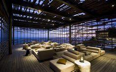 Bali Hotel Lounge