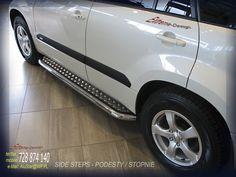 Suzuki - Podesty - Orurowanie do samochodow