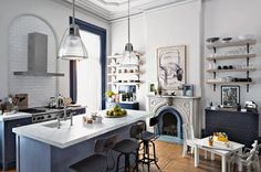 """On Set: Interiors Inspiration for """"The Intern"""" — Traditional Home"""