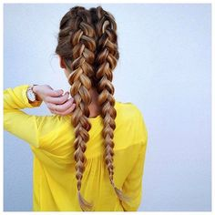 Instagram: @yourbraids / total must try hairstyle!