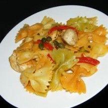 Pesto Recipes: Pesto Pasta with Chicken