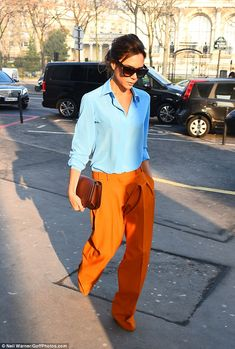 Victoria Beckham - Paris Haute Couture Fashion Week - January 23, 2017