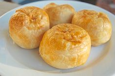 Traditional knish recipe from Joe Pastry