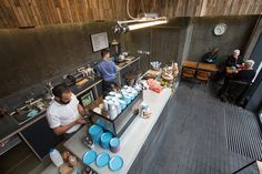 Image 5 of 15 from gallery of Laboratorio Espresso  / DO-Architecture. Photograph by John Wood Photowork