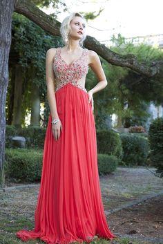 Jovani Royal Embellished Crossed Bodice Open Back Dress Prom Dress Sz 6 NWT  #Jovani #PromWeddingFormalPartyPageantGalaEvening