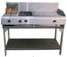 Hornos para pizzas, fabrica de hornos, Cocinas industriales, Hornos en acero inoxidable, Estufas industriales • Dorant Rub ® CALIDAD EN HORNOS