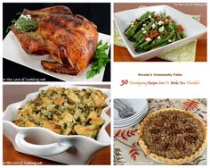 ... Thanksgiving Recipes | Pinterest | Thanksgiving, Turkey and Make your