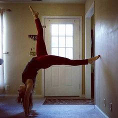 Forget the Mat! Try These Wall Yoga Poses Related Stories:After Trying This Yoga Sequence, You'll Never Do Another Crunch
