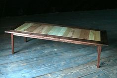 Pallet coffee table...