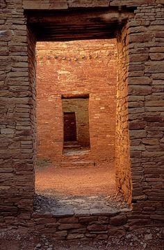 ✯ Anasazi Ruins - Chaco Canyon - New Mexico