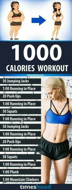 Calories Workout