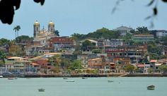 in… Salvador da Bahia, Brasilien Paris Skyline, New York Skyline, Salvador, Travel, Bahia, Brazil, Savior, Trips, Viajes