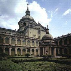 Mosteiro e sítio do Escurial, Madrid