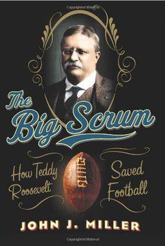 How Teddy Roosevelt affected football. #AmericanHistory, #TeddyRoosevelt, #Football, #CollegeFootball