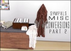 Simsworkshop: Misc Conversions Part 2 by Sympxls • Sims 4 Downloads