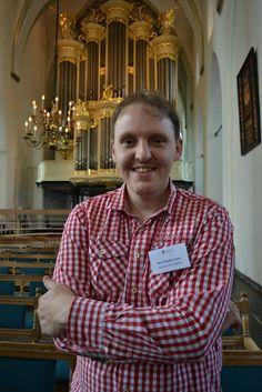 Rien Donkersloot, Ambitus Foundation orgelconcours, Voorronde, Sint-Joris, Amersfoort