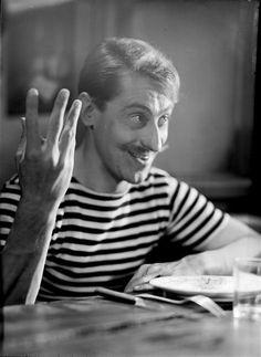 fantomas-en-cavale:  Eli Lotar- Jacques B. Brunius dans Partie de Campagne (dir. Jean Renoir, 1936) I posted that one at the very beginning ...