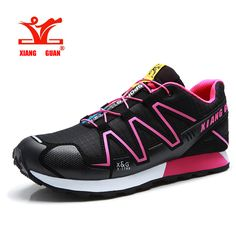 XIANGGUAN 2017 Running Shoes Women Outdoor Sneakers Sports Shoes Flat Trail Run Free Walking Shoes Jogging Trendy Shoe EUR 36-39