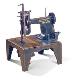 ColumbiaTribune.com  - Isaac Merritt Singer issued a patent for the first Singer brand sewing machine Aug. 12, 1851.