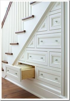 drawer staircase