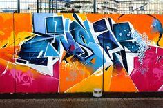Issy-les-Moulineaux - rue Charlot - street art