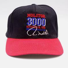 78e07902bb22b Paul Molitor 3000 Hits Minnesota Twins DQ Promo Snapback Hat - 1996 cap   BDA