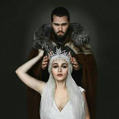 449 Likes, 3 Comments – fan page Jonerys and Kimilia ( on Instag… - Game of Thrones Arte Game Of Thrones, Game Of Thrones Costumes, Game Of Thrones Facts, Game Of Thrones Quotes, Game Of Thrones Funny, Game Of Thrones Cosplay, Daenerys Targaryen, Khaleesi, Khalessi Hair