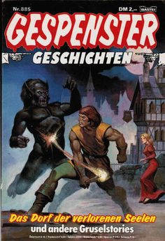 Cover for Gespenster Geschichten (Bastei Verlag, 1974 series) #885