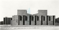 louis kahn building national assembly - Google Search