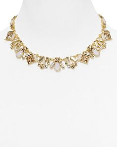 kate spade new york Baguette Bridal Thin Necklace 16 Kate Spade