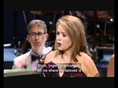 Dvořák - Song to the moon - Renée Fleming, Last night of the Proms 11092010 - YouTube