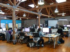 foursquare Office, San Fransisco