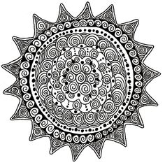 mandala. I want a collection for my walls....