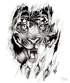 111 Meilleures Images Du Tableau Felins Tribal Tattoo Ideas