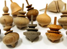 Japanese spinning tops at Tortoise in Venice Beach: Gotta go!! Get one with the ring around it