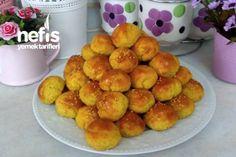 Fırında Minik Patates Topları Tarifi nasıl yapılır? 2.354 kişinin defterindeki bu tarifin resimli anlatımı ve deneyenlerin fotoğrafları burada. Yazar: Kezban'ın Lezzet Dünyası♨️