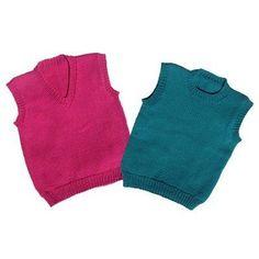 Check out Nancy Lindberg Kids Vest (pullover) at WEBS   Yarn.com.